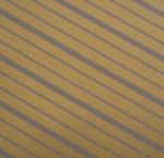 Gift Wrap 3 - Gold & Silver Diagonal Stripes