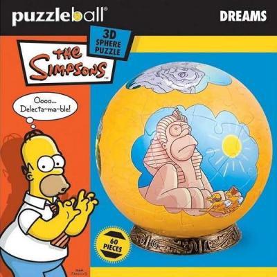 Simpsons P/Ball : 60 Pce - Dreams